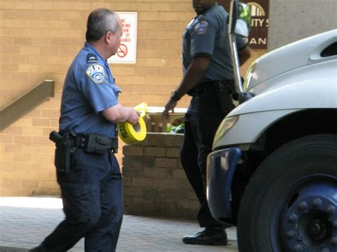 Brinks Security Guard by Developing Armored Truck Guard Robbed In City Arlnow