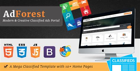 Adforest Largest Classified Marketplace Ads Template Rtl By Scriptsbundle Marketplace Website Template Free