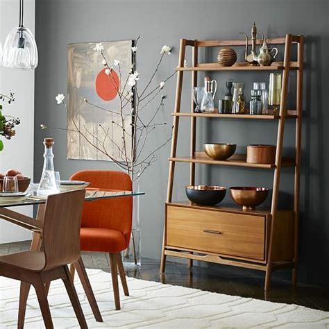 best 25 mid century modern bookcase ideas on