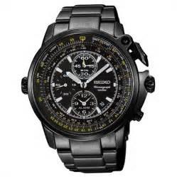 Watches Chronograph Seiko Pilots Alarm Chronograph Mens Buy Seiko
