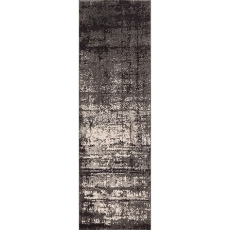 well woven sydney vintage crosby blue 7 ft well woven sydney vintage crosby grey 2 ft 3 in x 7 ft 3 in modern distressed runner 22072