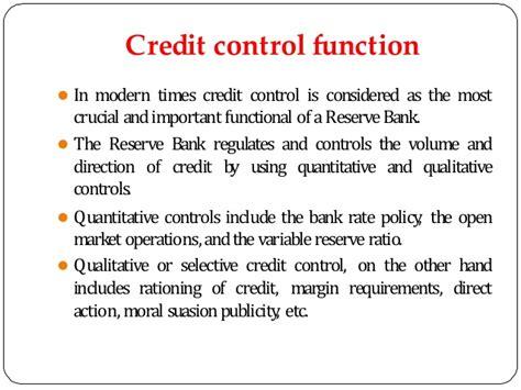 Credit Rationing Formula reserve bank of india