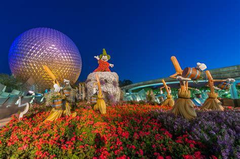 Disney Flower And Garden Aproveite O Epcot International Flower Garden Festival