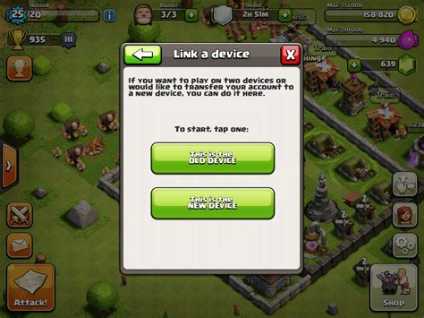 clash of clans android easily transfer your clash of clans from ios to android techbeasts