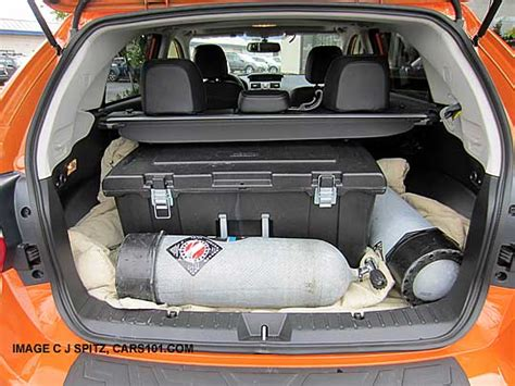 subaru crosstrek interior trunk 2013 subaru crosstrek specs details options colors
