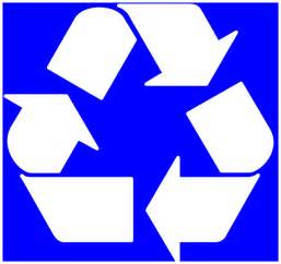 recycle sign template recycling stencil printable clipart best