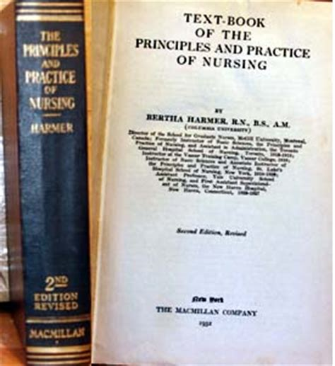 harmer bertha text book of the principles and practice