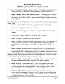 Universal Design For Learning Lesson Plan Template by Udl Lesson Plan Template Ebook Database