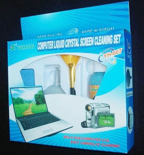 Lcd Cleaner Kit 3 In 1 Screen Cleaning Kit Pembersih Laptop 4 in 1 lcd screen monitor cleaner kit end 5 9 2016 5 27 pm