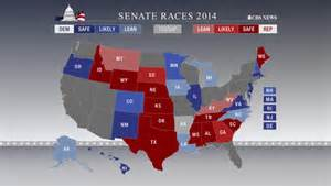 us map of republican and democratic states 2014 senate 2014 for republicans potential and pitfalls