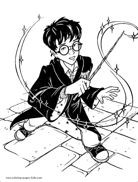 harry potter cartoon coloring pages harry potter color page cartoon color pages printable