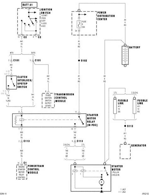 dodge stratus wiring diagram efcaviation