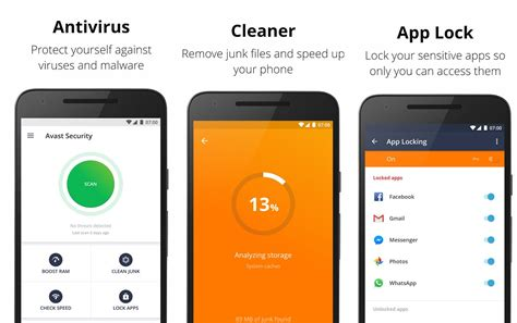 mobile antivirus for android antivirus for android devices the ranking of the best 4