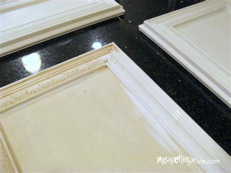 how to seal chalk paint kitchen cabinets kitchen cabinet makeover sloan chalk paint artsy