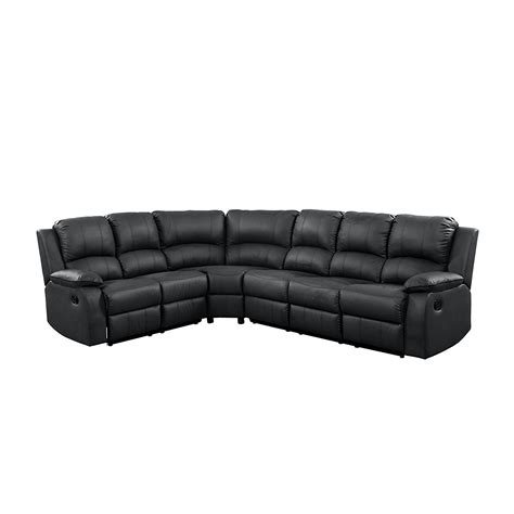 extra large leather recliner extra large leather reclining corner sectional sofa for