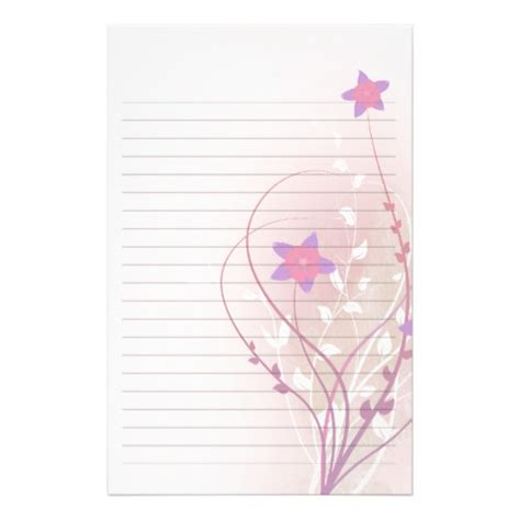 free printable pretty lined paper pretty lined paper new calendar template site