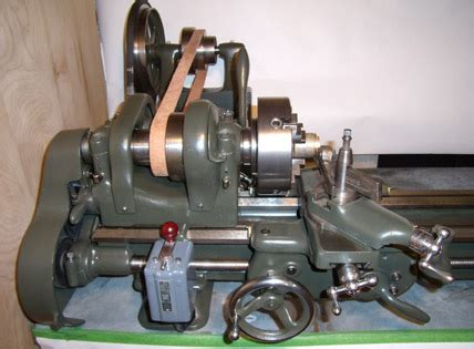 South Bend Lathe 9 Inch Model C