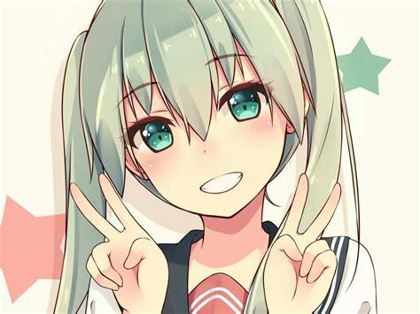imagenes de anime interesantes mis im 225 genes favoritas de miku 100 manga y anime
