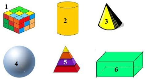 Figuras Geometricas Solidas Para Niños | s 243 lidos geom 233 tricos