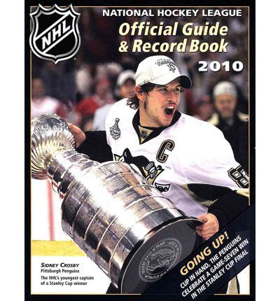 Pdf National Hockey League Official Record by The National Hockey League Official Guide Record Book