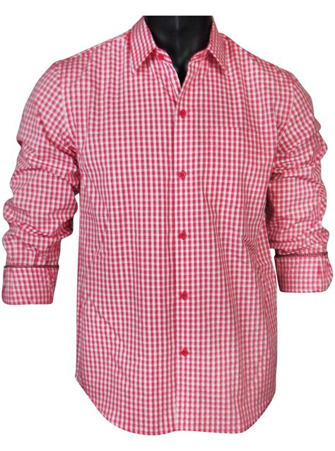 pattern casual shirt check pattern casual shirt boer and fitch