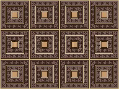 pattern greek illustrator background with greek pattern stock vector colourbox