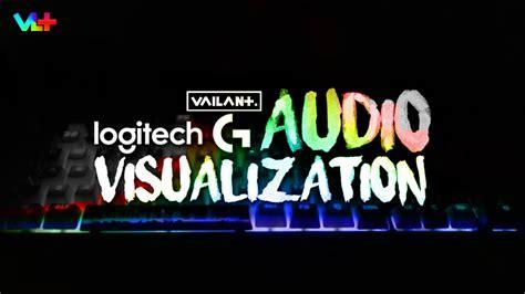 keyboard visualizer tutorial tutorials logitech keyboard audio visualization youtube
