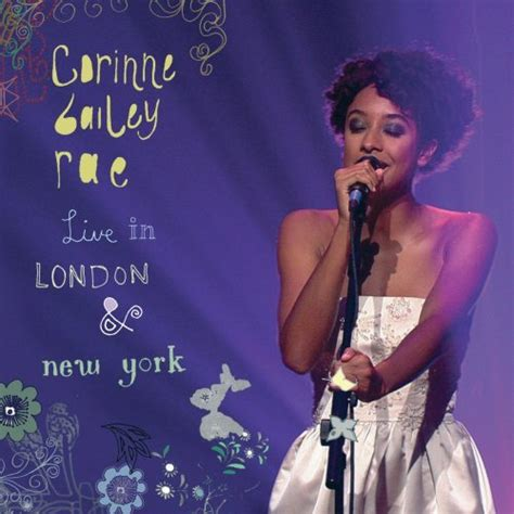 Cd Corinne Bailey corinne bailey live in new york dvd 2007 dvd cd box