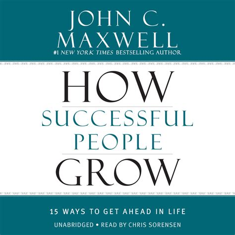 five ways want to bloom books how successful grow audiobook by c