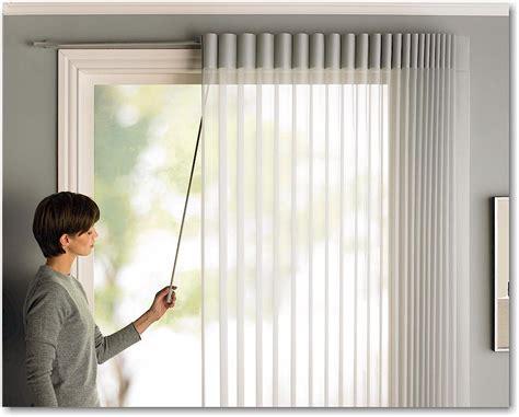 privacy for sliding glass doors hunter douglas luminette privacy sheers