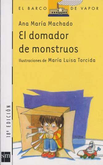 cuentos para monstruos pdf lectura escolar en pdf el domador de monstruos
