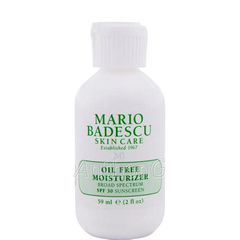 Free Moisturizer Spf30 59ml by Anthong Mario Badescu Free Moisturizer Spf30 At Low Pric