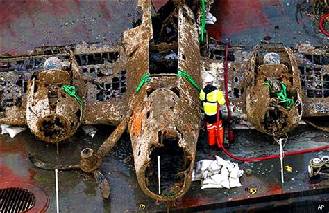 Js Printing Platium He Ab museum recovers german wwii bomber from