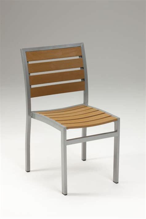 sedie in alluminio per esterni sedia da esterno in alluminio anodizzato