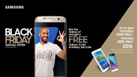 samsung black friday buy a galaxy s7 edge and get a free galaxy j1 mini galaxy tab 3 lite in the samsung black