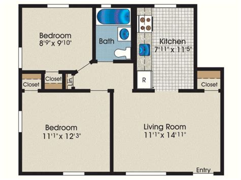 marvelous 2 bedroom house plans in india pictures best 2 bedroom house plan indian savae org