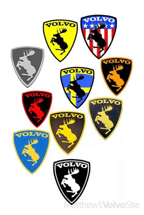 Volvo Moose Sticker
