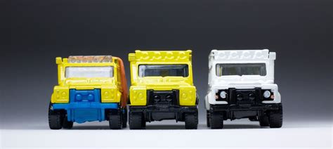 matchbox land rover defender 110 the matchbox land rover defender 110 goes through its
