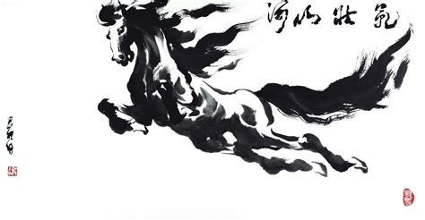 1000 images about chinese ink horse paintings on