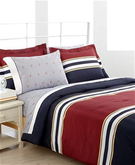 tommy hilfiger bedding outlet tommy hilfiger bedding troy comforter sets bed in a bag