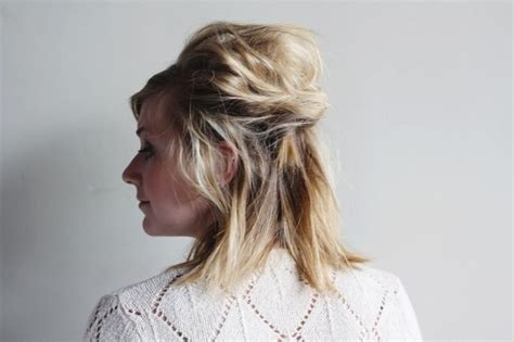 hairstyles for short hair buzzfeed 20 ways to take your short hair to the next level