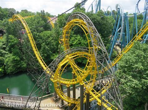Buch Gardens by Theme Park Archive Verbolten Busch Gardens