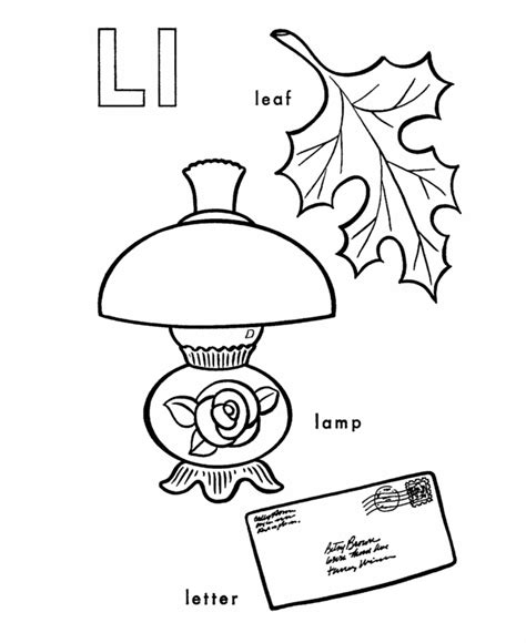 coloring page letter l free printable letter l coloring pages coloring home