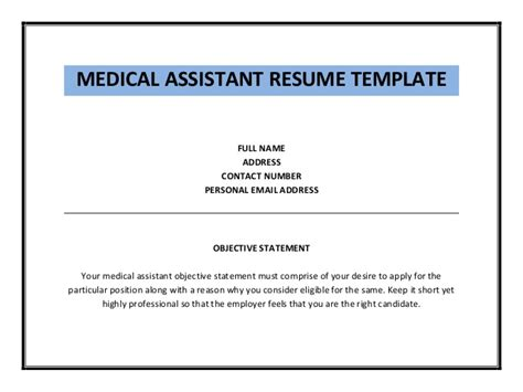 Sle Resume Objective Statements Health Care Career Objective Statements For Healthcare 28 Images