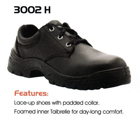 Sepatu Safety Cheetah 3002 cheetah safety shoes 3002 h