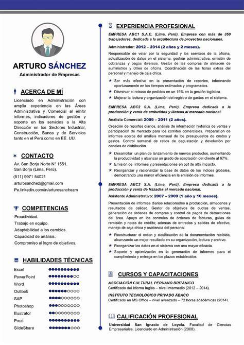 Modelo Curriculum Peru 2015 Plantillas De Cv Y De Carta De Agradecimiento De Alto Impacto Jorge S 225 Nchez Morz 225 N