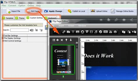 html5 layout software image to flipbook conversion fliphtml5