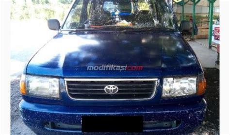 Kas Rem Mobil Kijang 1998 Toyota Kijang Lgx Diesel 4wd Siap Offroad