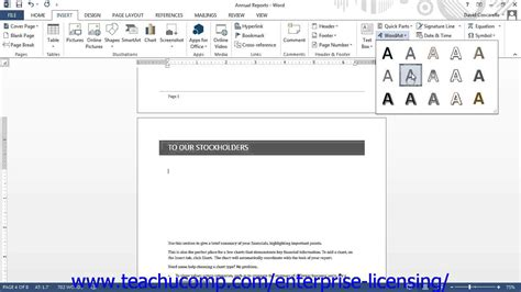 tutorial word 2013 microsoft office word 2013 tutorial drawing objects 13 2