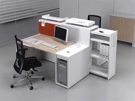 bureau informatique avec rangement bureau informatique avec rangement maison design